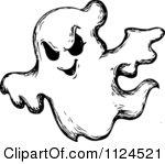 Evil Spirits Clipart.