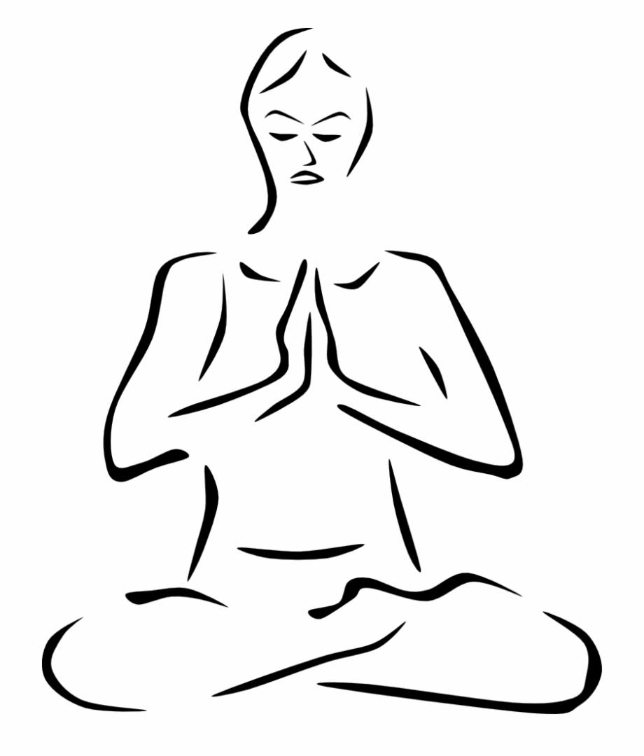 Yoga Clip Poses.