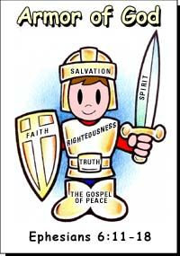 Armor Of God Clipart & Look At Clip Art Images.
