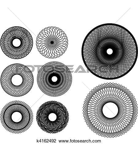 Spirograph Clip Art Royalty Free. 1,685 spirograph clipart vector.
