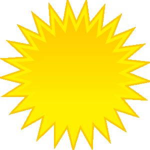 Spite Sun clip art Free Vector / 4Vector.