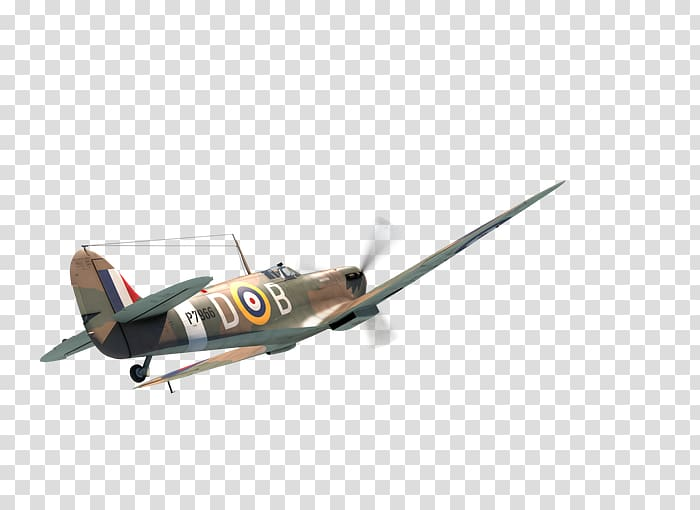 Supermarine Spitfire Airplane Flight , Majestic aircraft.