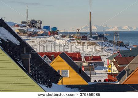 Spitsbergen Stock Photos, Royalty.