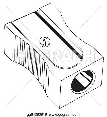 Pencil Sharpener Clip Art.