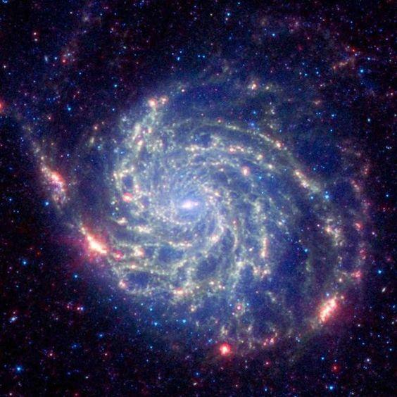 Spitzer space telescope clipart.