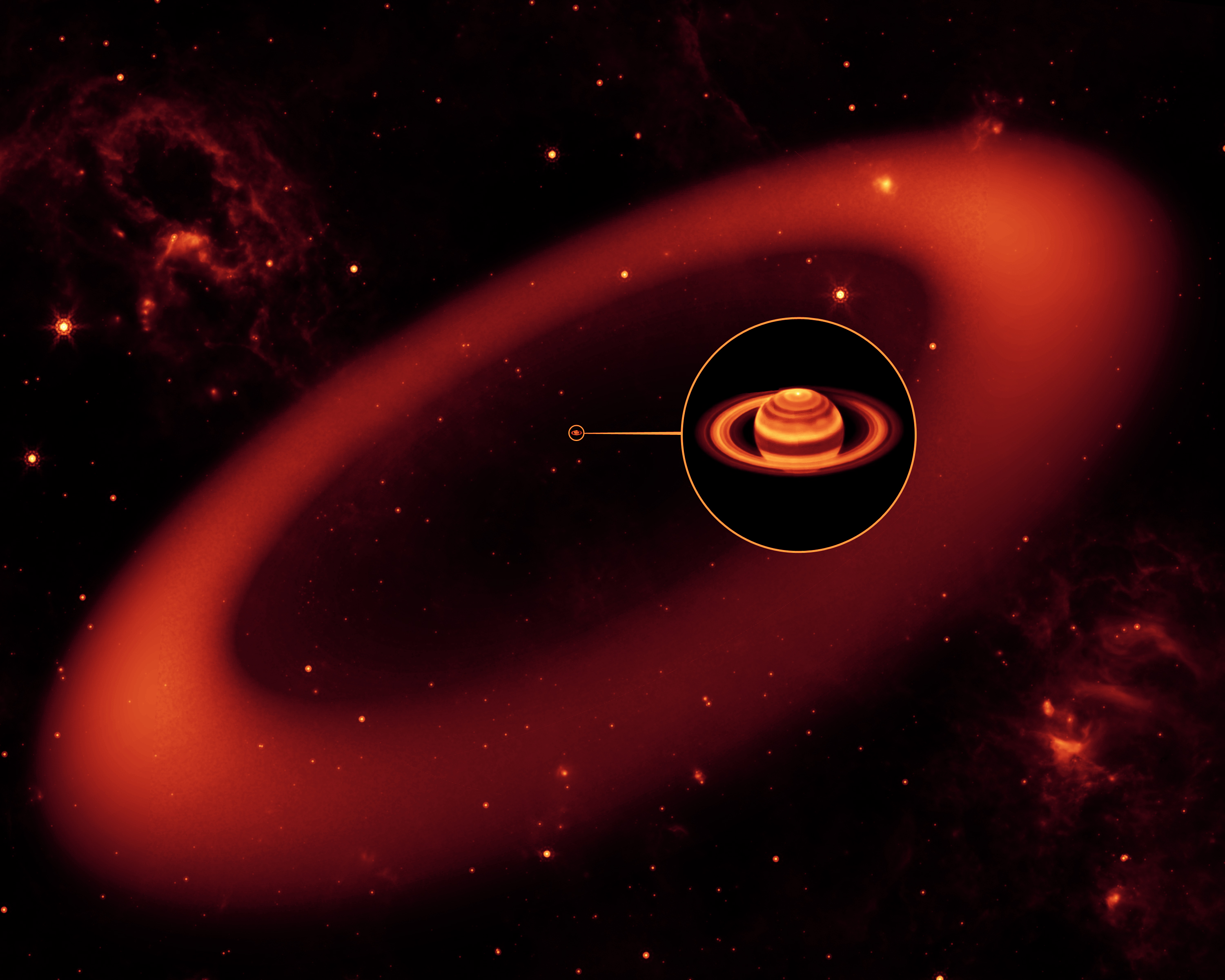 File:Saturn largest ring Spitzer telescope 20091006.jpg.