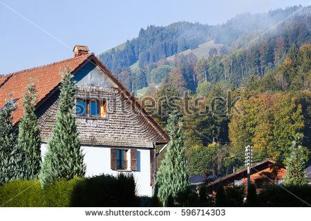 Fribourg Switzerland Stock Images, Royalty.
