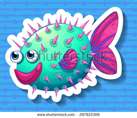 Pictures Of Puffer Fish Stock Photos, Images, & Pictures.