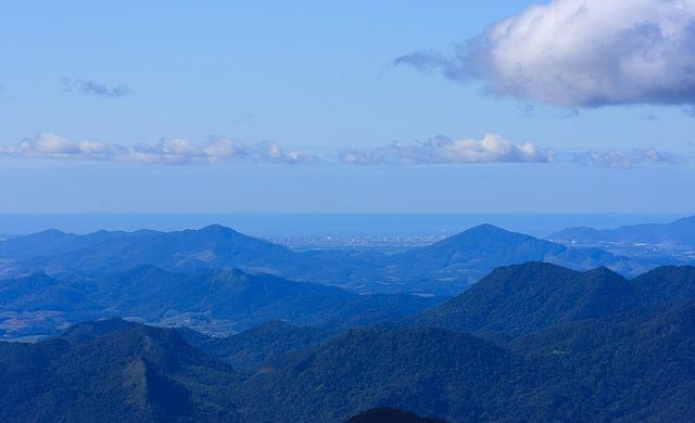 Blumenau mountain spitzkopf Photo.