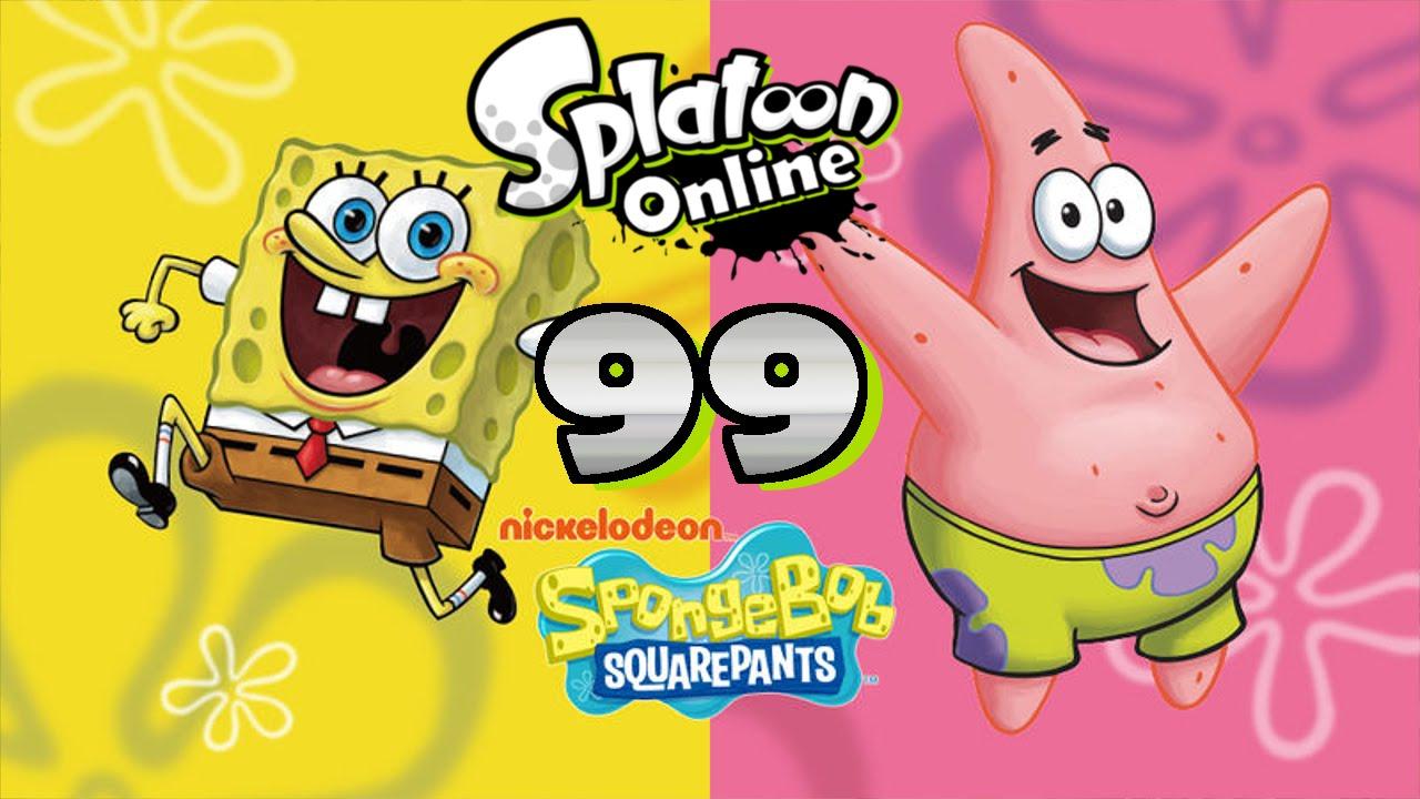 Let's Play Splatoon Online 99 : Der Dreckige Dan gegen den.