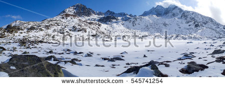 Snowmelt Stock Photos, Royalty.
