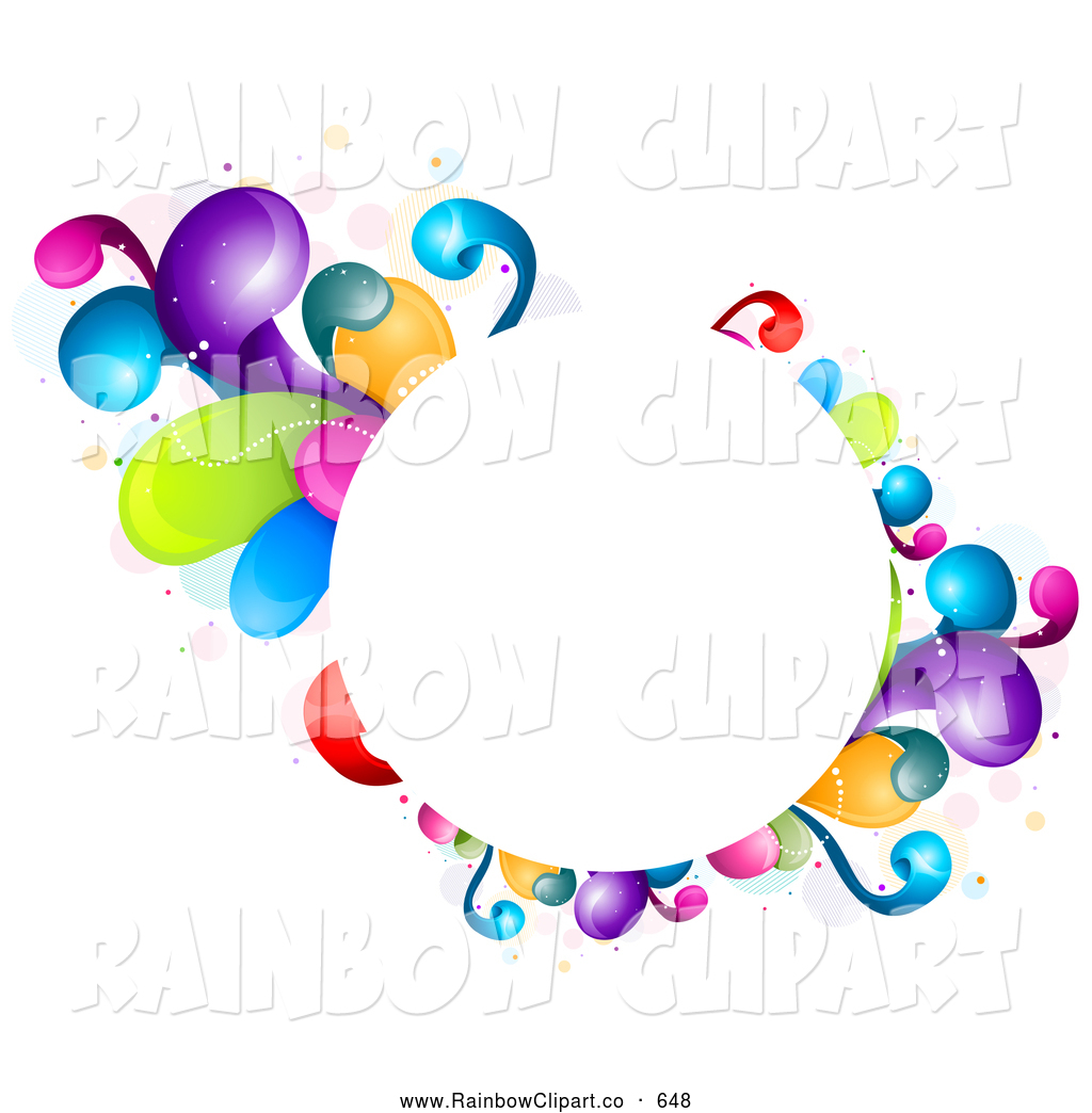 Royalty Free Sign Board Stock Rainbow Designs.