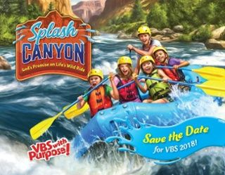 2018 VBS: Registration OPEN!.