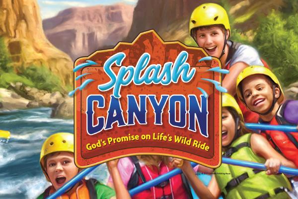 Splash Canyon VBS.