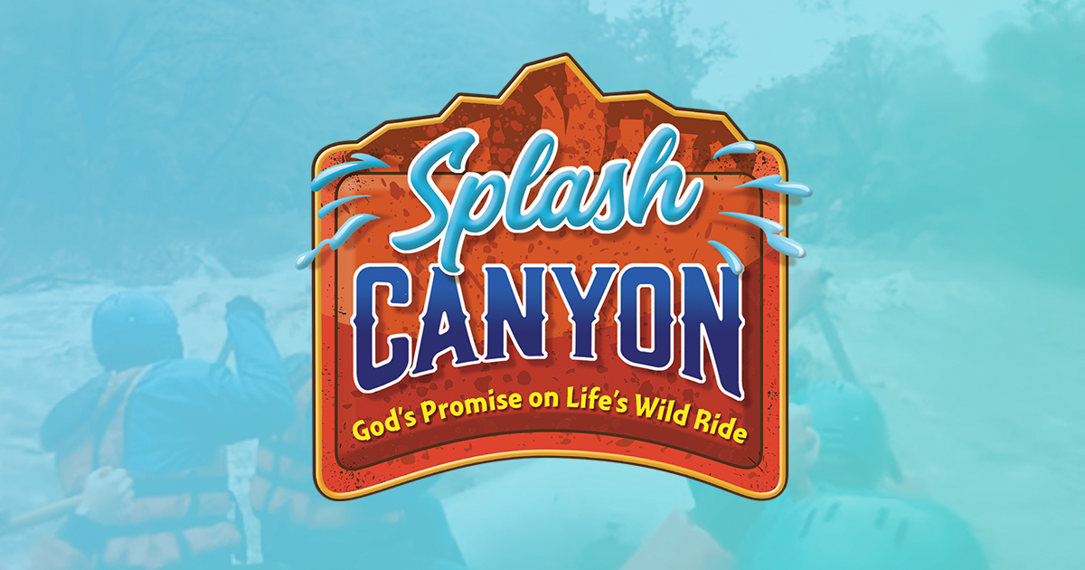 Splash Canyon 2018 VBS from Concordia Publishing House.