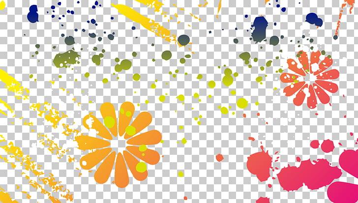 Paint Euclidean Ink Computer file, Paint splash PNG clipart.