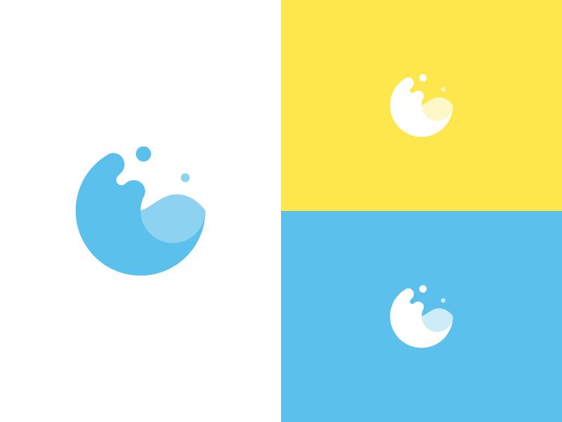 Splash logo.