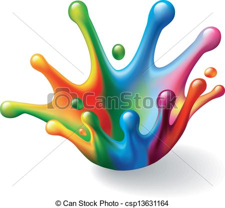 splash of color clipart clipground