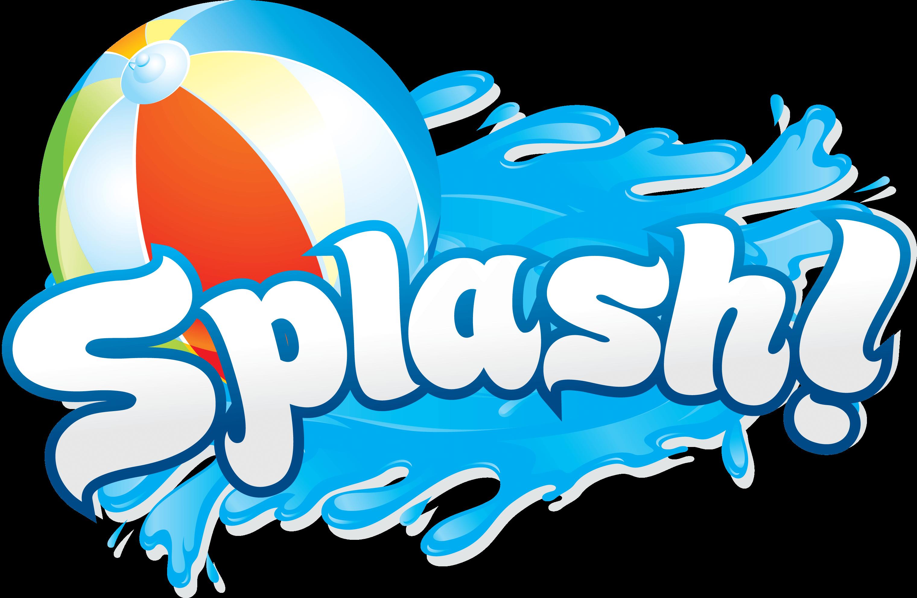 Splash Pad Cliparts.