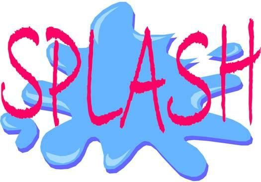 Splash Park Clipart.