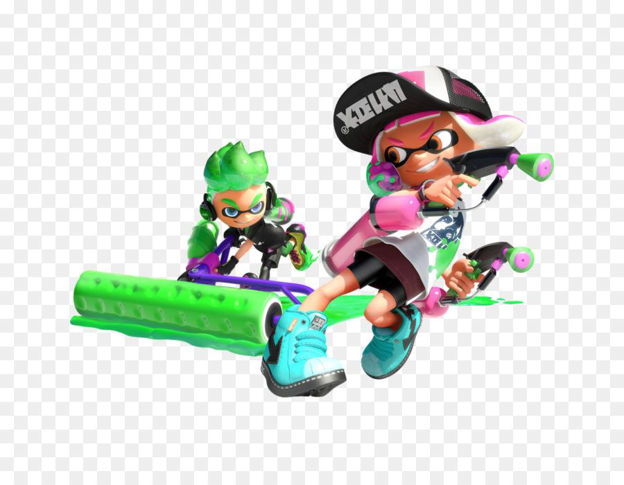 nintendo splatoon 2 clipart Splatoon 2 Nintendo Switch.