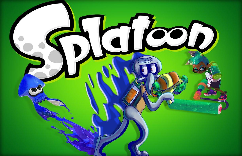 Splatoon Global Testfire.