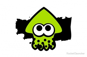 Splatoon Squid Clipart.