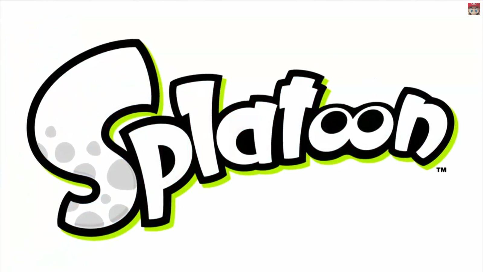 Splatoon Clipart.