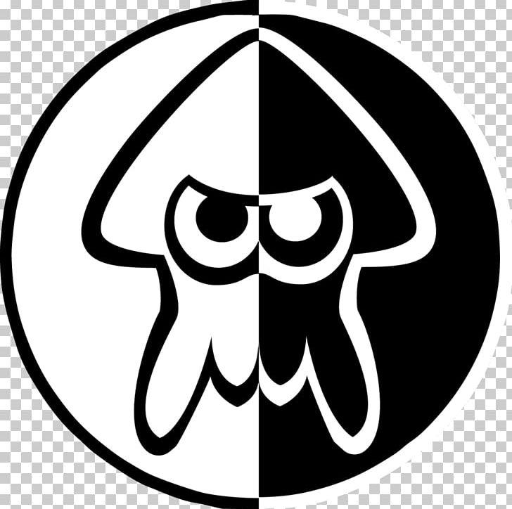 Splatoon Squid Girl Logo Fan Art PNG, Clipart, Animal, Area.