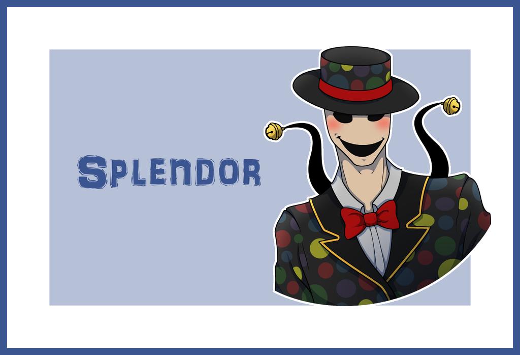 SplendorMan by ProxyComics on DeviantArt.