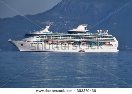 Royal Caribbean Cruise Stock Images, Royalty.