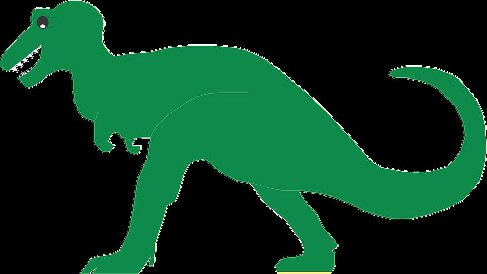 Free vector graphic: Dinosaur, Reptile, Ancient.