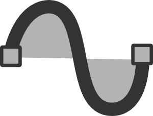 Adjust Spline Clip Art at Clker.com.