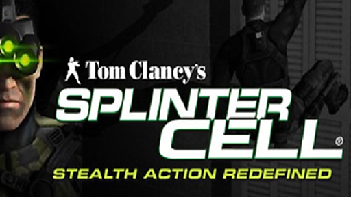 Tom Clancy\'s Splinter Cell.