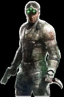Sam Fisher (Splinter Cell).