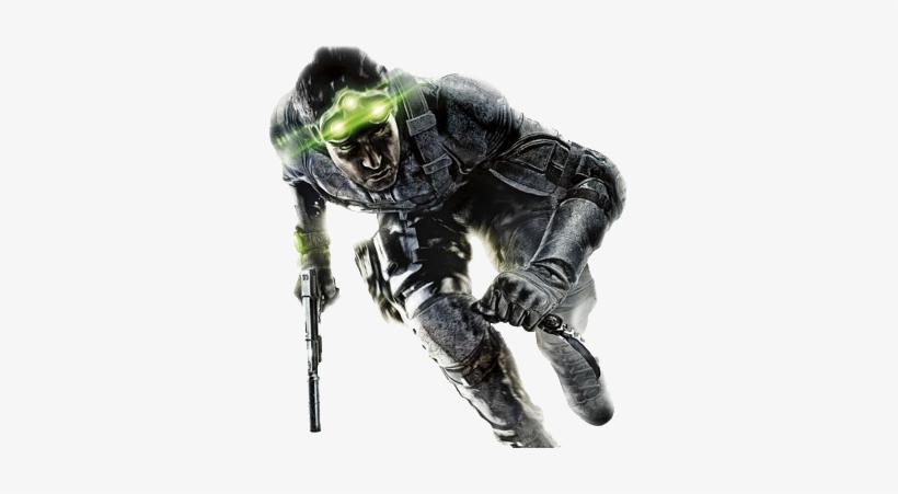 Splinter Cell Blacklist.