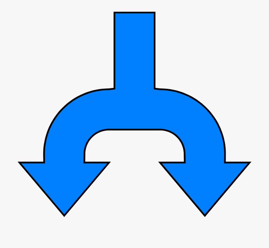 Arrows Blue.