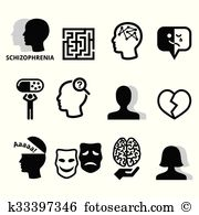 Split personality Clip Art and Illustration. 22 split personality.