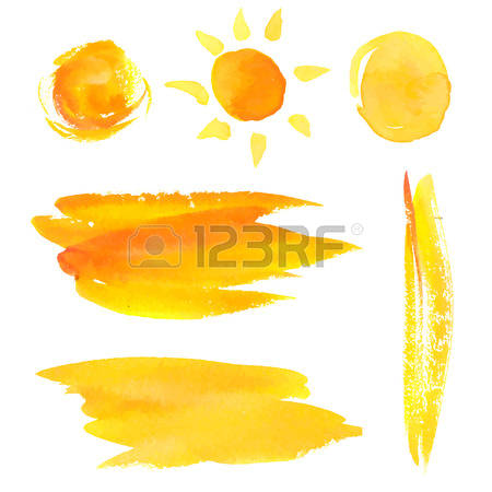 2,425 Watercolor Splotches Stock Vector Illustration And Royalty.