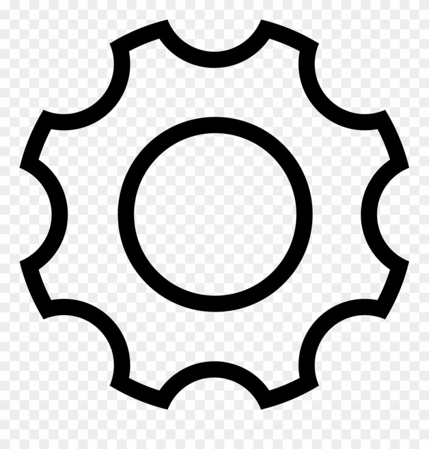 Gear Clipart Construction Gear.