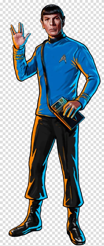 Leonard Nimoy Spock Star Trek: The Original Series Portable.