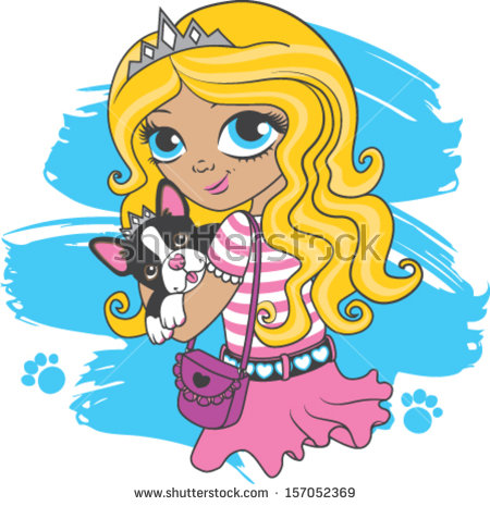 Spoiled Girl Stock Vectors, Images & Vector Art.