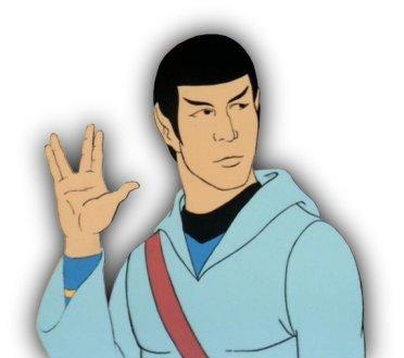 Grimlock vs Spock.