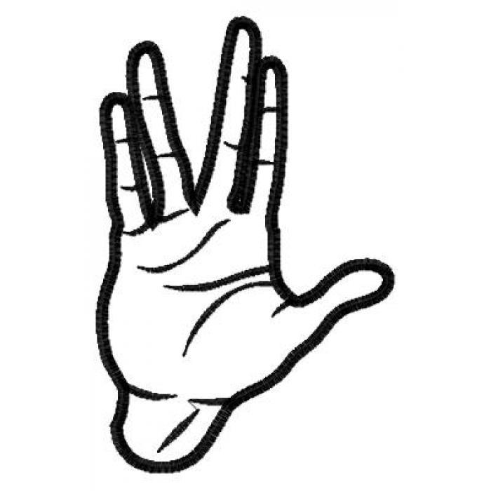 Spock Clip Art.