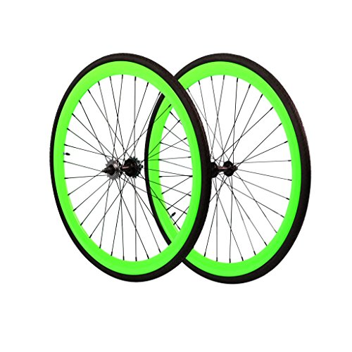 Single Speed Wheelset.