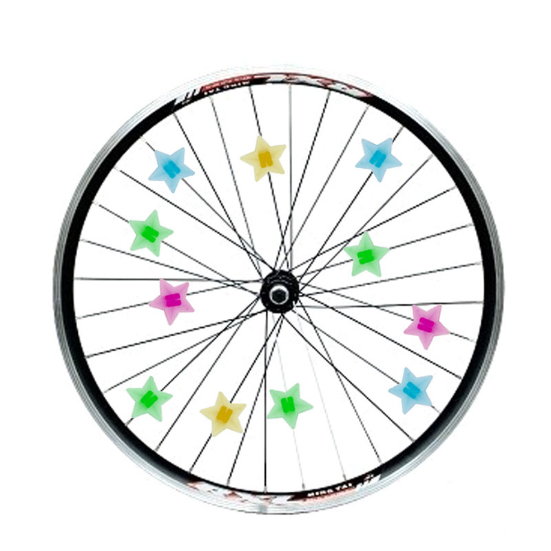 Popular Colored Spokes.