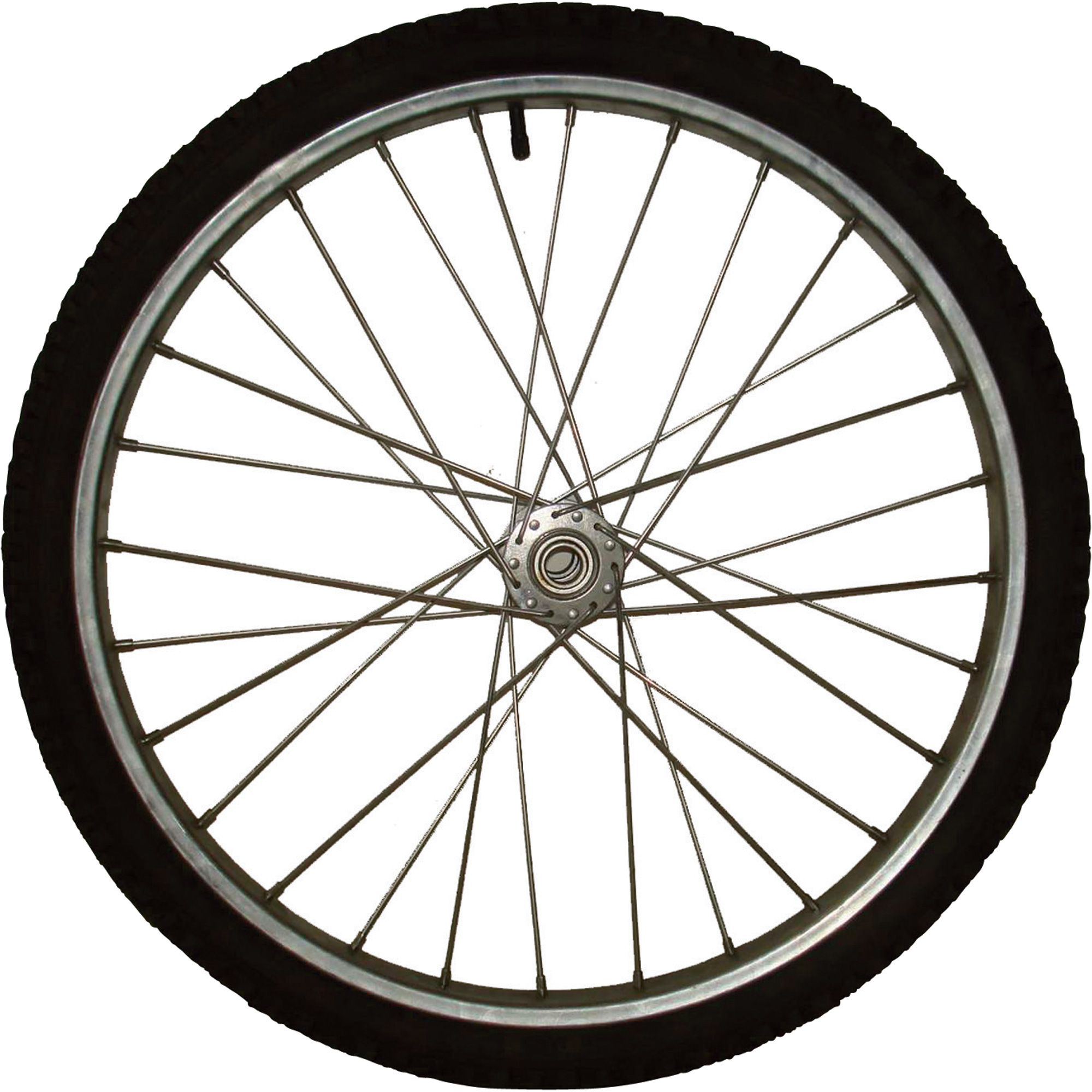 Bike Wheel Clipart.