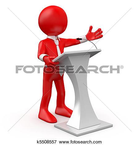Stock Illustration of Spoken Ideas ksye38.