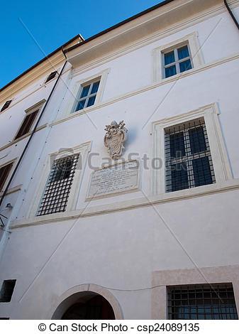 Stock Photos of Spoleto.
