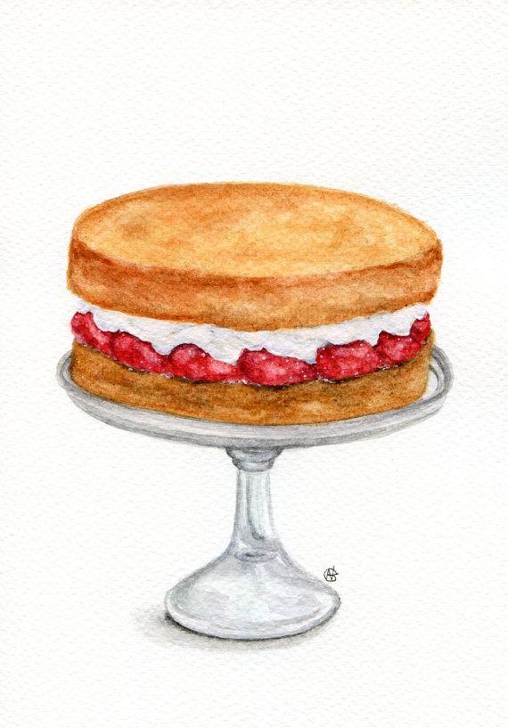 Sponge Cake Clipart Clipground